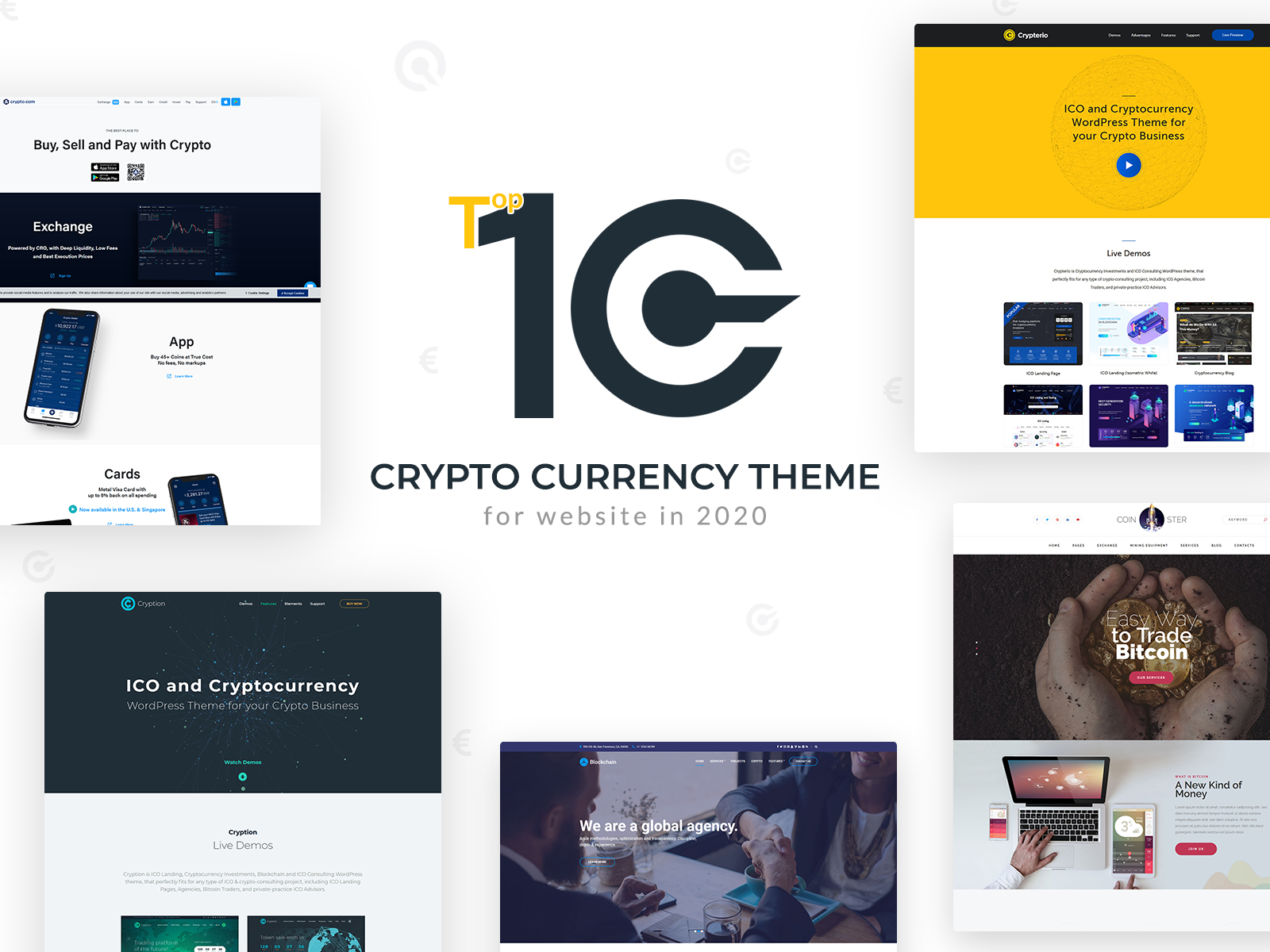 Best Cryptocurrency <bold>Themes</bold> website <bold>themes</bold> in 2020