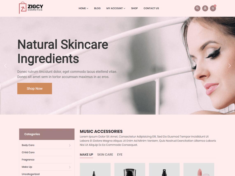 zigcy cosmetics