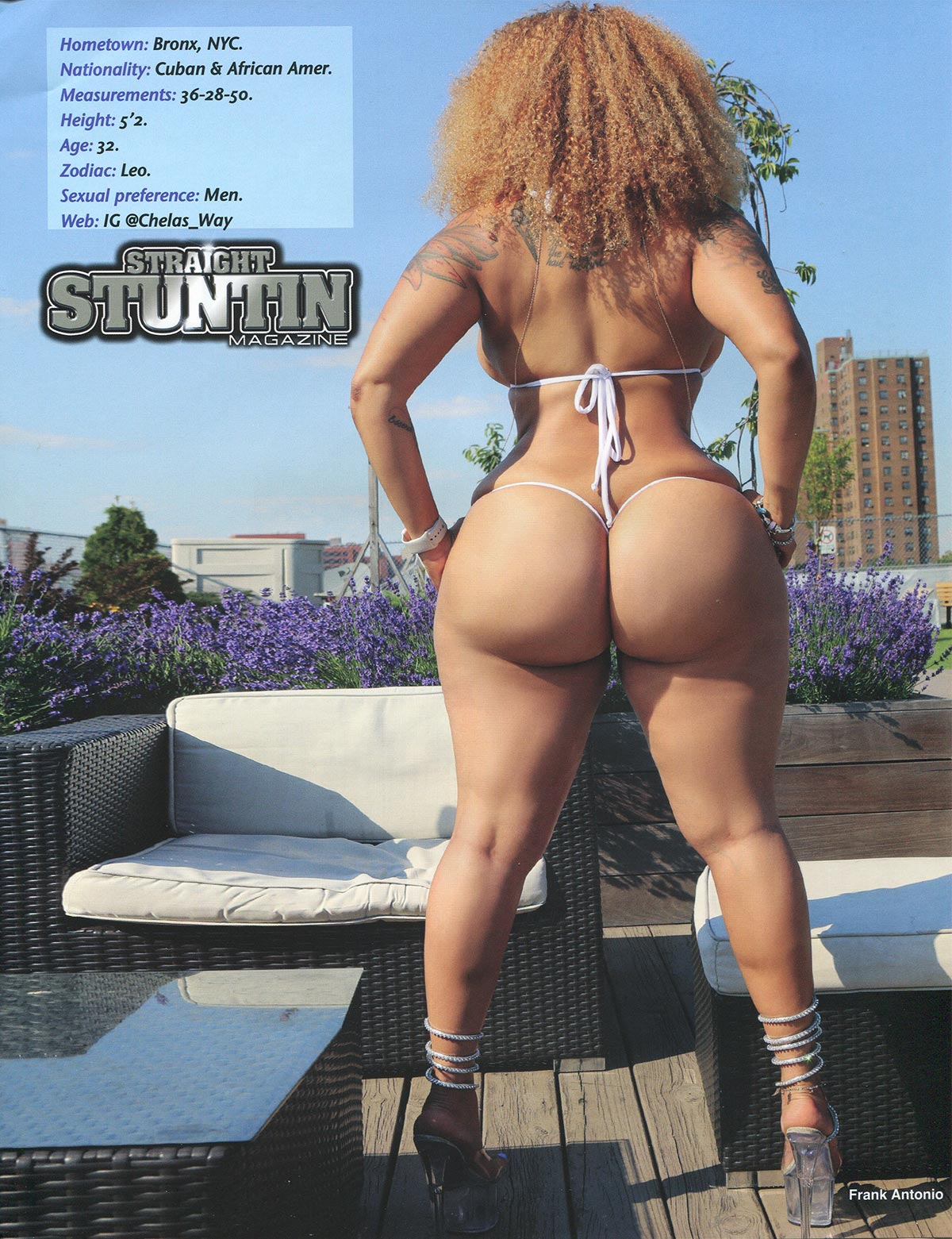 Chela Featured In Straight Stuntin Magazine Issue 43 -1631