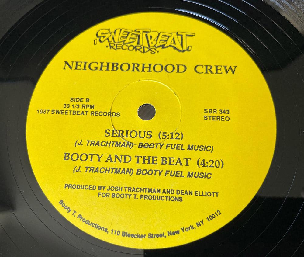 Neighborhood Crew Classic Vinyl