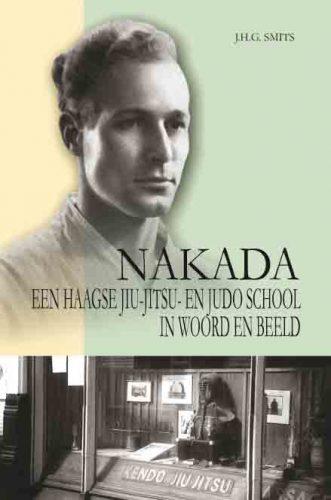 omslag van het boek Nakada, jiujitsu- en judoschool in Den Haag