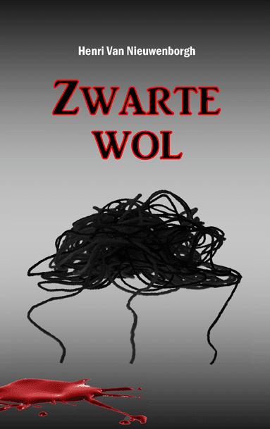 Omslag van Zwarte wol van de auteur Henri Van Nieuwenborgh