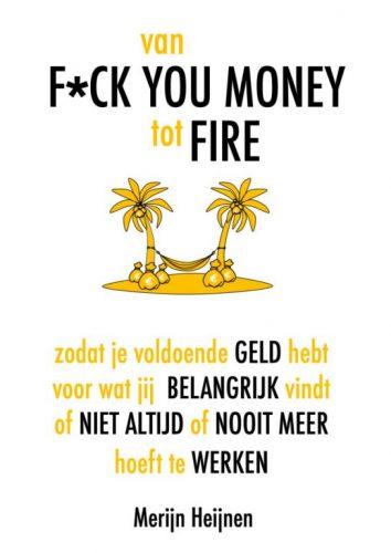 omslag van boek Merijn Heijen naar financiele onafhankelijkheid
