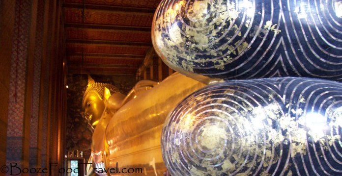 Reclining Buddha at Wat Pho, Bangkok