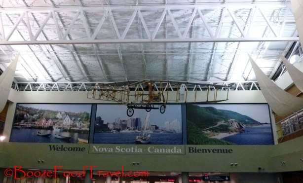 Welcome to Halifax International Airport