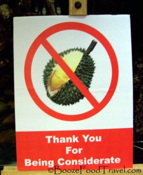 This sign was found in a hotel in numerous hotels in Kuala Lumpur