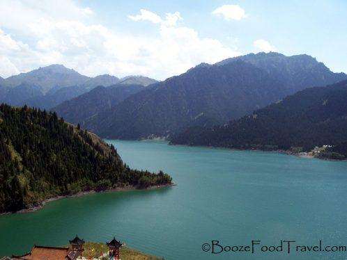 Heavenly Lake, Xinjiang