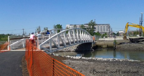 This bridge really cost $800,000 of taxpayer money