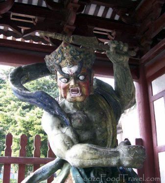 My favorite temple guard