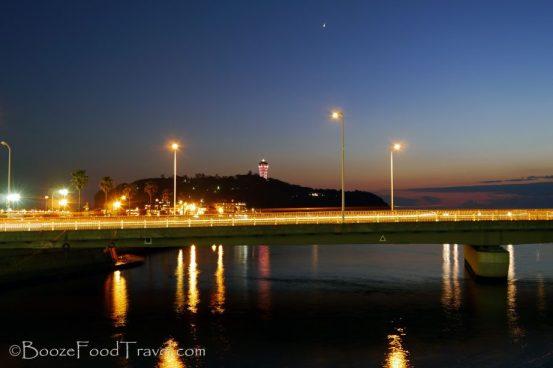 enoshima-sunset