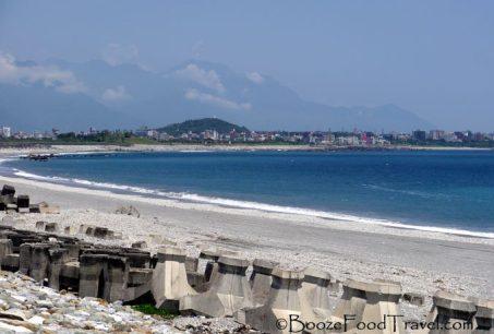 hualien beach