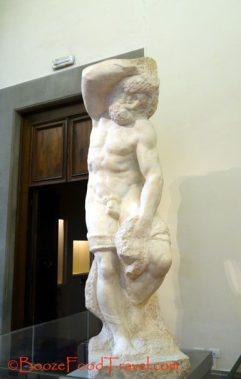 One of Michelangelo's Prisoners