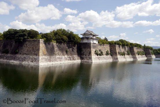 osaka-castle-moat