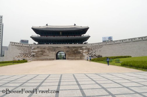 Namdaemun, the largest gate in Seoul