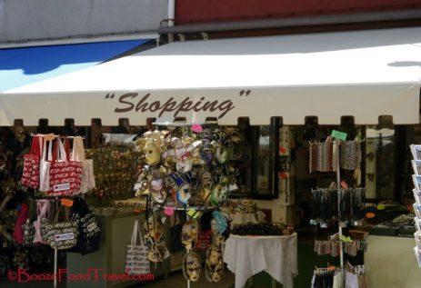 Creative name for a tourist trap shop