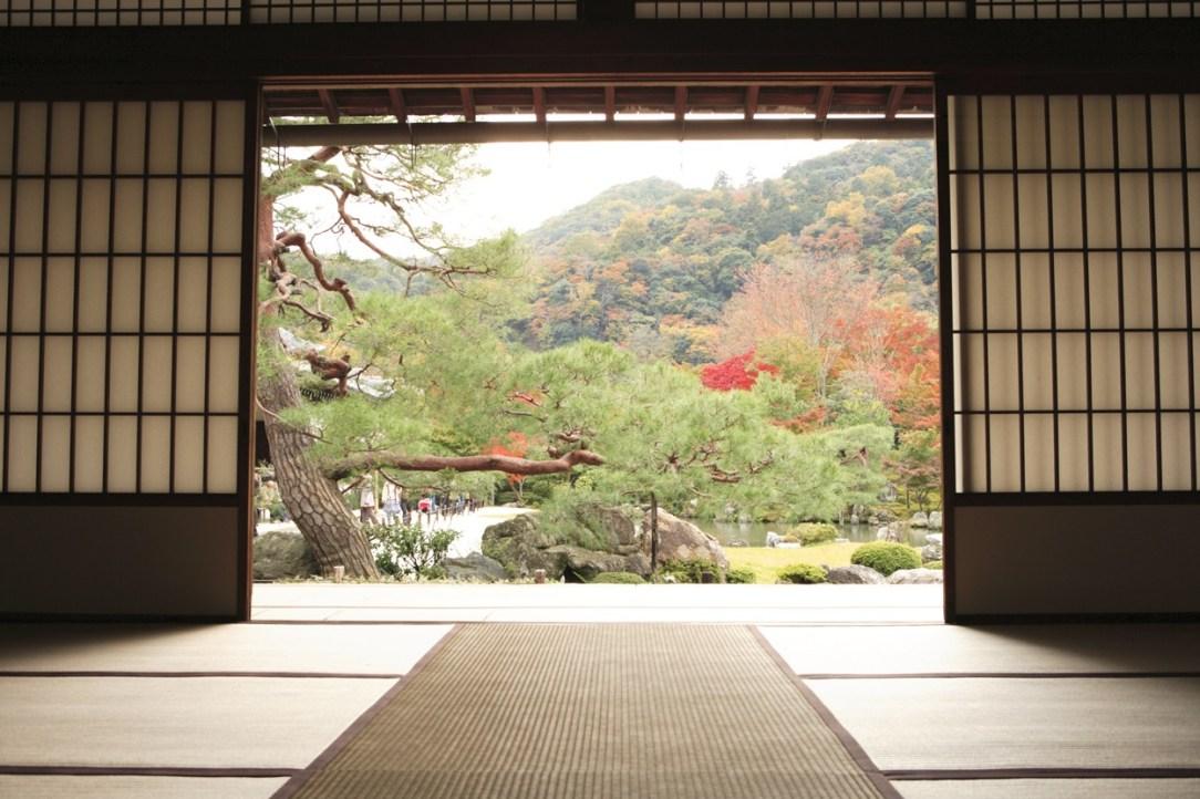Japanese landscape - sober  inspiration