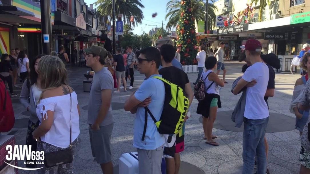 persons on street, boom community blog
