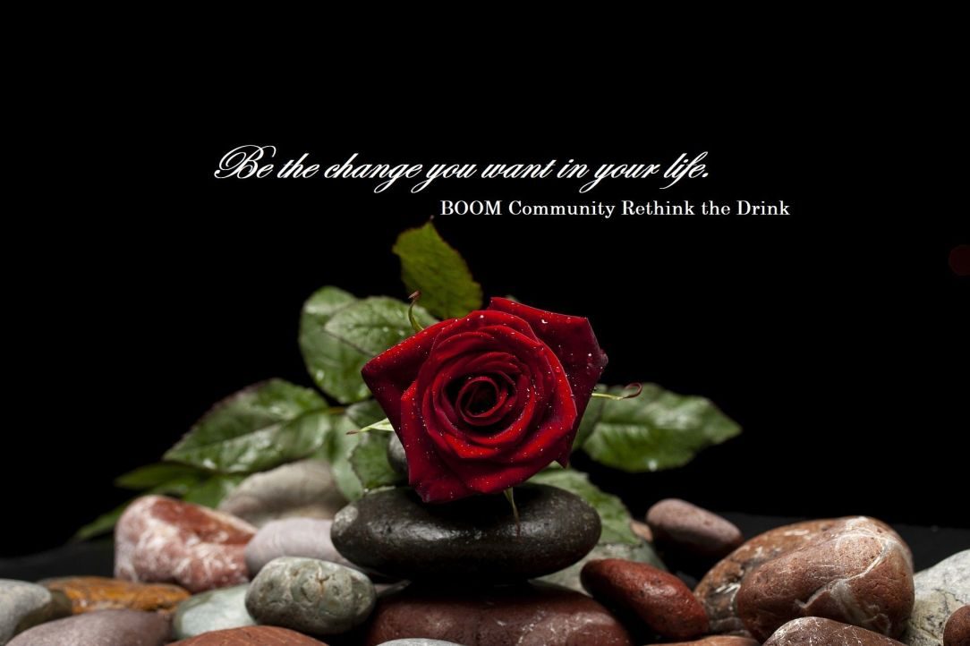 BOOM Community Rethink the Drink - Alcohol free community
