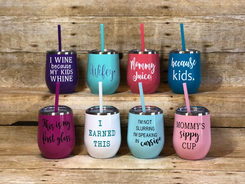 wine cups,  related with wine time