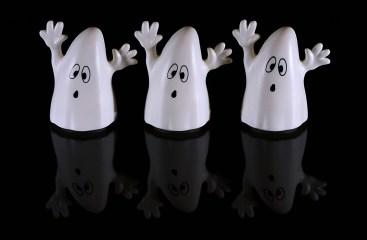 Sober October Ghosts