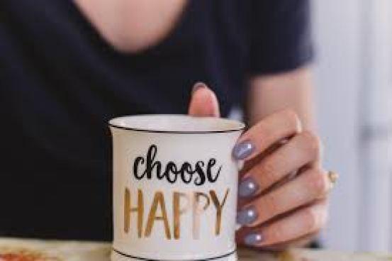 Chose Happy Cup