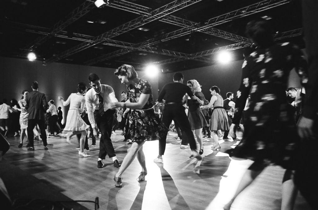 Dancing Alcohol-Free
