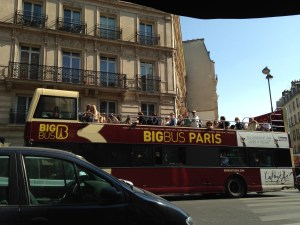 Big Paris Bus