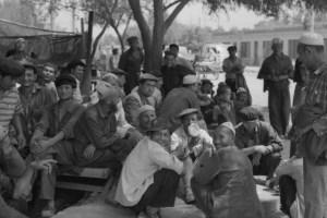 Meeting Point in Kashgar