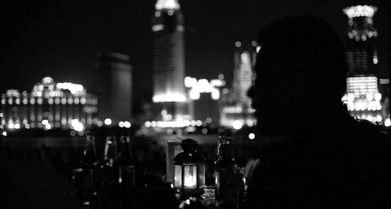 夜22:35 - night bund