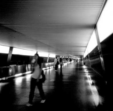 Hong-Kong corridor