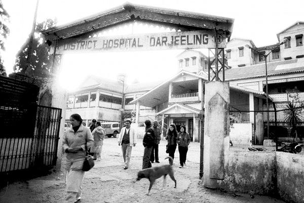 Darjeeling district hospital