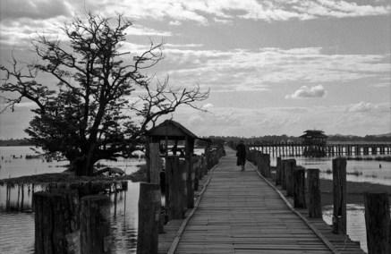 Burma. In Mandalay's Countryside.