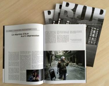 Photo Analogies #2, Alep's depression by Chris Huby