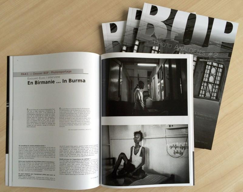 Photo Analogies #2, Edouard Elias interview