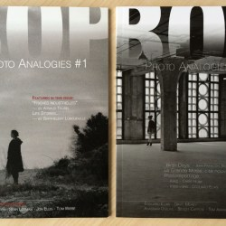 Photo Analogies #1 & #2 front covers