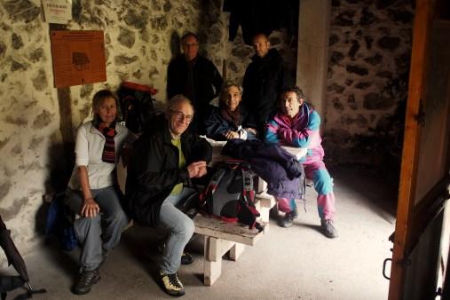 Bernard Plossu, BOP and friends in Vercors (digital photo)