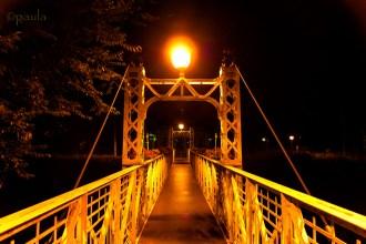 A bridge of light