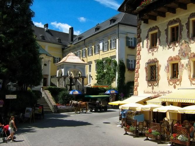Sankt Wolfgang - Square