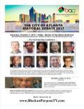 2018 City of Atlanta Mayoral Debate