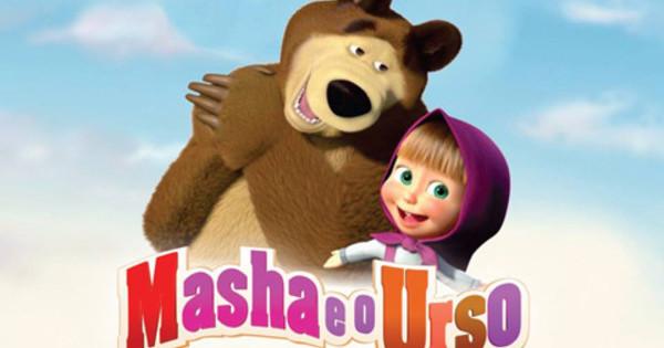 Teatro Masha E O Urso Boraa