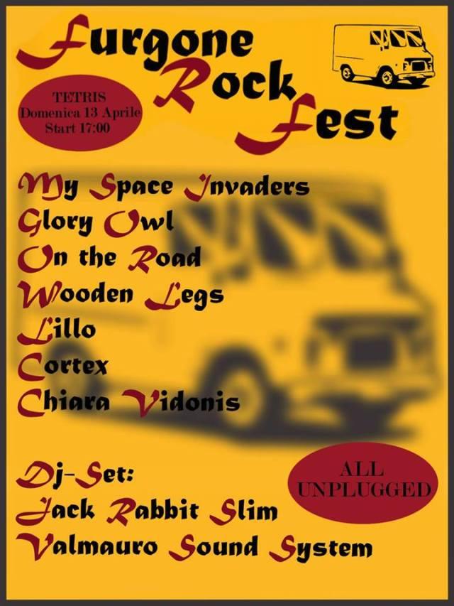 furgone rock fest