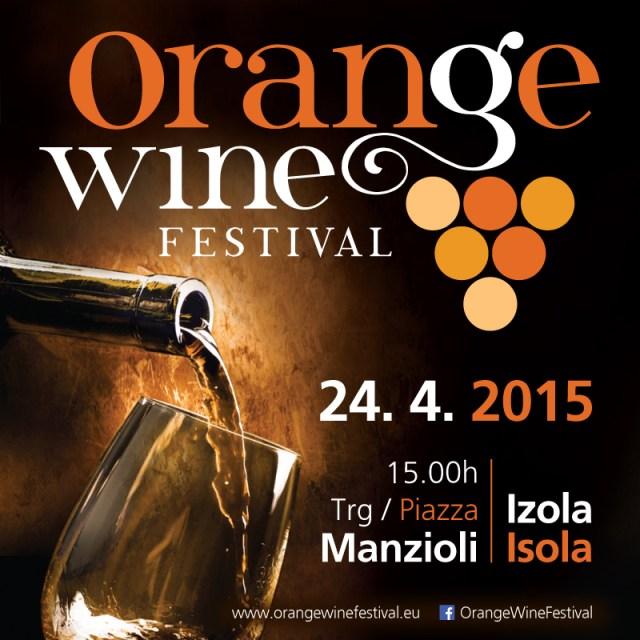 Orange wine festival