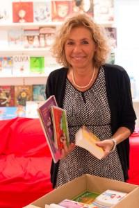 La presidente della Fondazione, Daniela Luchetta