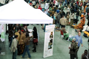 Presentazione dei primi risultati del progetto Marco Polo alle comunità di Terra Madre a Torino