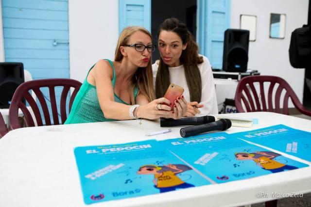 Le autrici Micol Brusaferro e Chiara Gelmini
