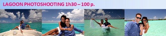 Bandeau 1h30 Bora Bora Honeymoon