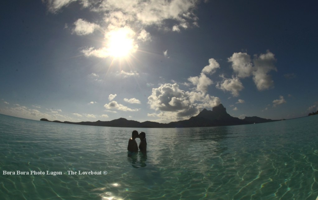 The Loveboat : vos photos de Lune de Miel à Bora Bora