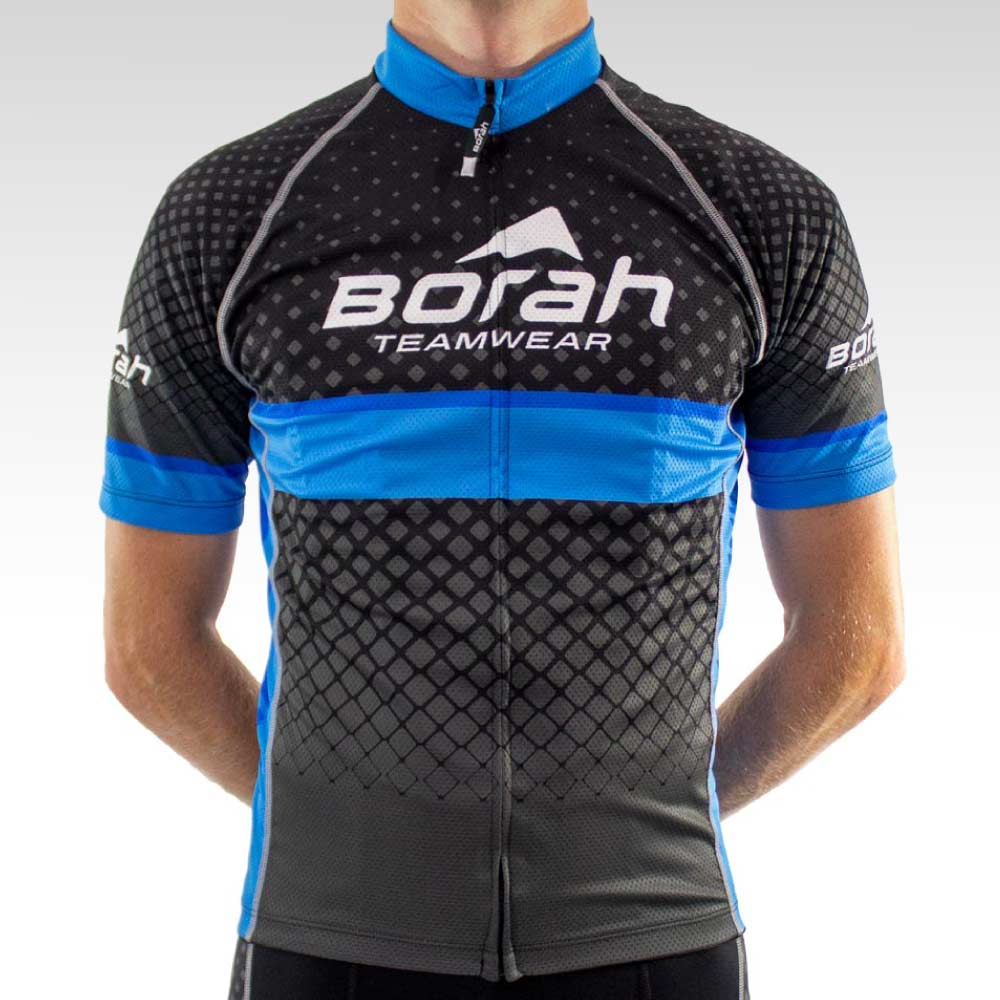 Pro Cycling Jersey - Short Sleeve