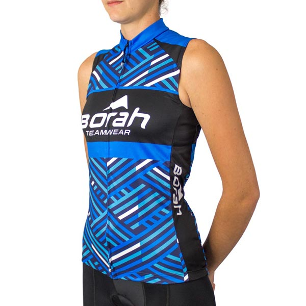 Custom Women's Team Sleeveless Jersey