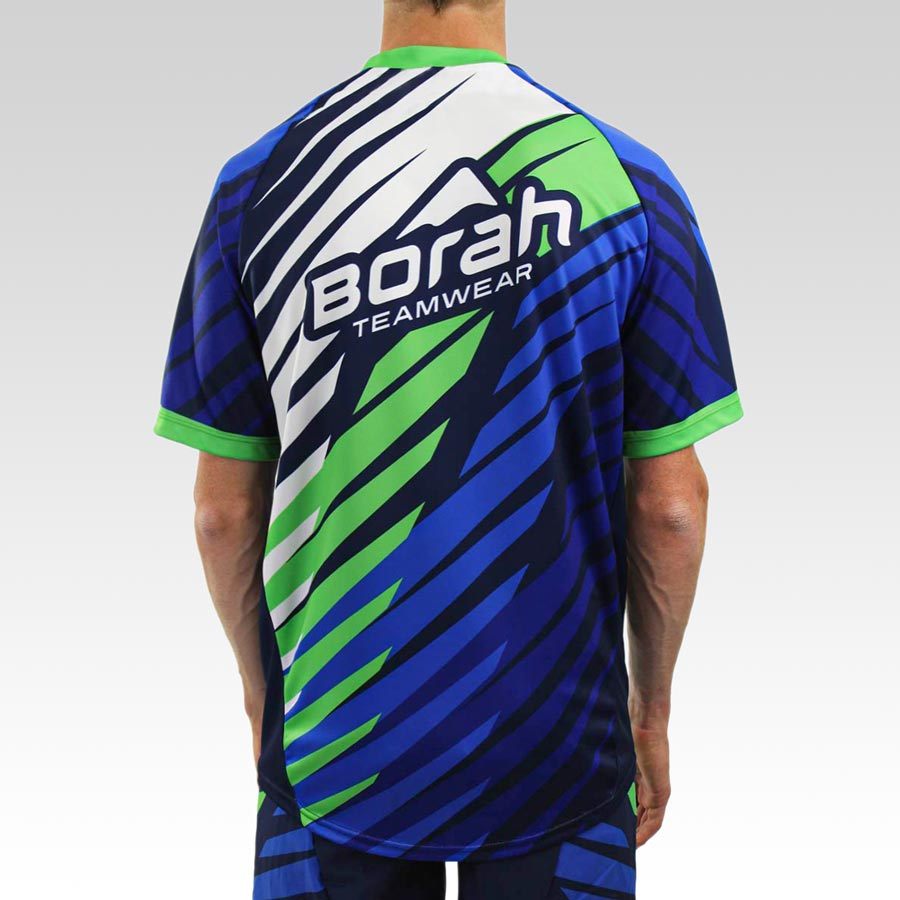 Freeride MTB Jersey - Back